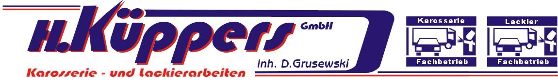 H.Küppers GmbH Logo